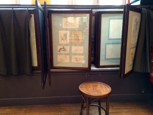 GM sketch cabinet