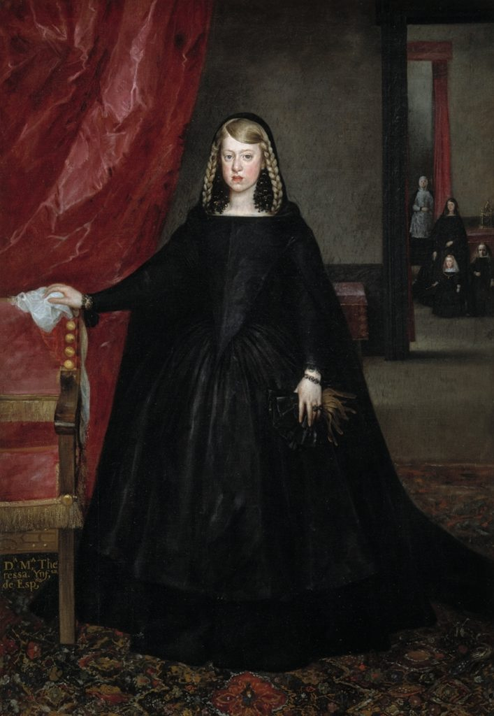 Margarita_Teresa_of_Spain_Mourningdress