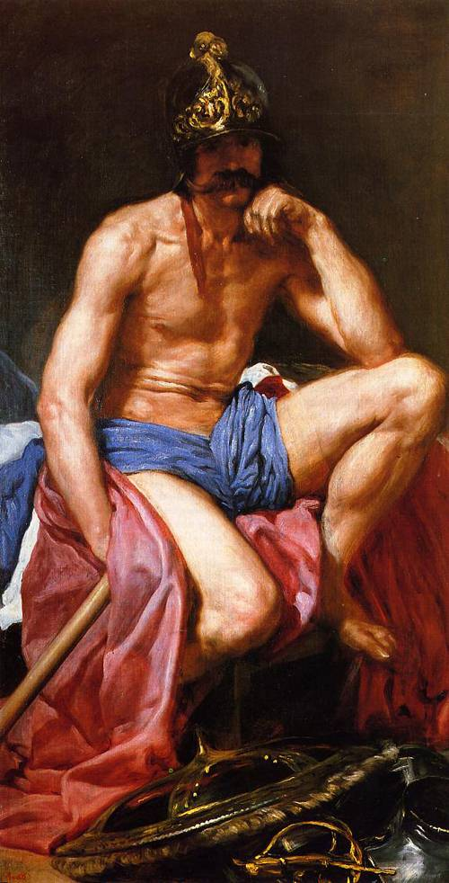 Diego-Velazquez-Mars-1639-1641