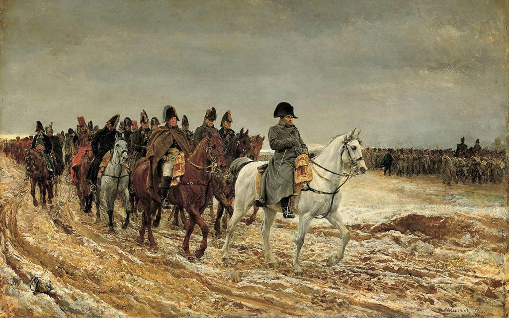 Meissonier_-_1814,_Campagne_de_France