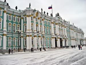 Why St. Petersburg?