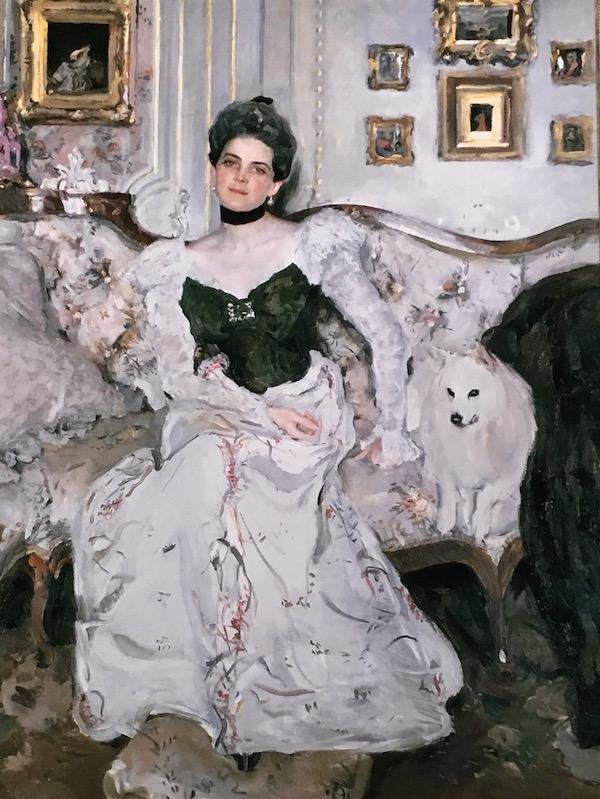 Princess Zinaida Nikolaievna Yusupova