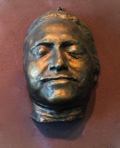 Death Mask of Peter the Great