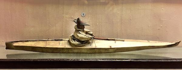 inuit kayak