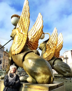 Sbohem Prague, Привет! St Petersburg, Day 1