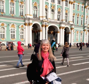 Tuesday, April 12, The Hermitage