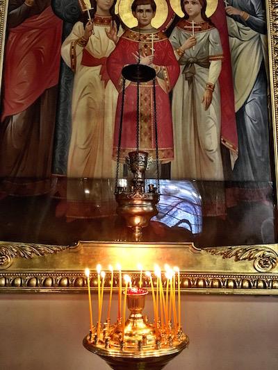 kazan candles