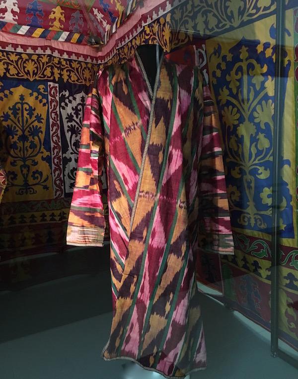s tent coat